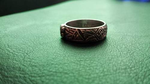 original ss honour ring for sale