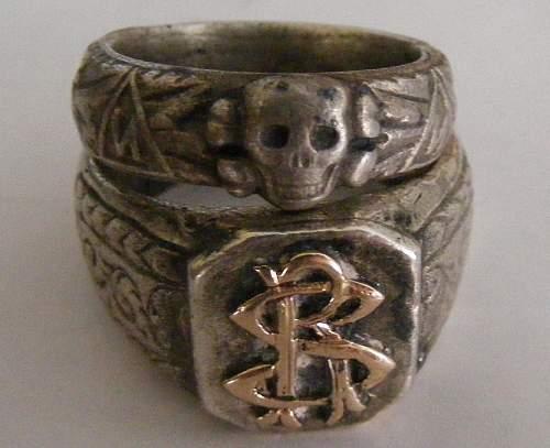 Identifying third reich jewelry found in Ukraine/Poland