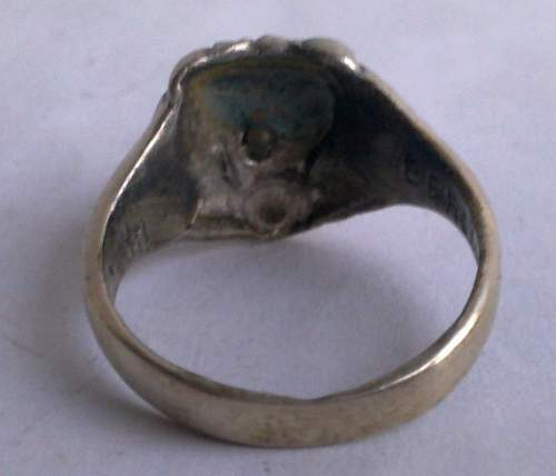 Click image for larger version.  Name:Lion Head Ring Rear.jpg Views:52 Size:17.0 KB ID:885045