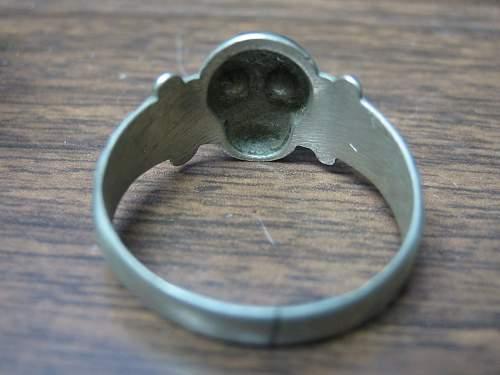 TK kantinen ring