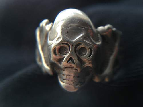 Panzer Skull Ring History Background