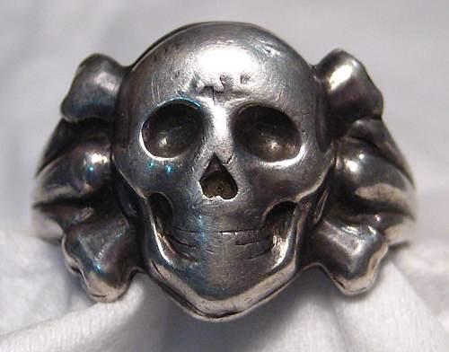A few more skull rings