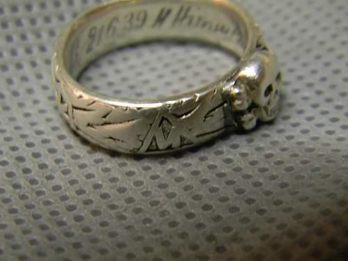 Real honour ring???