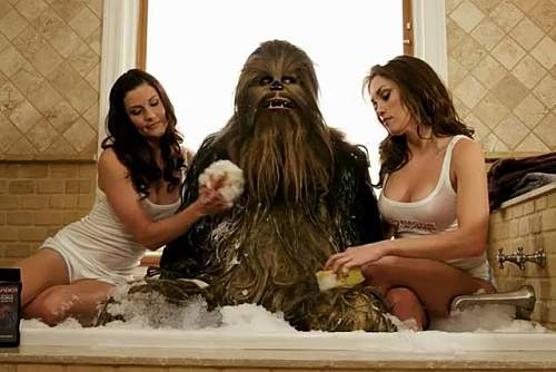 Click image for larger version.  Name:Chewbacca-bubble-bath.jpg Views:18 Size:45.0 KB ID:932337