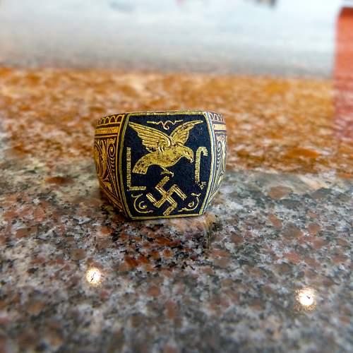 Legion Condor rings