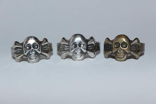 Alpacca Skull Ring - Opinions Please!