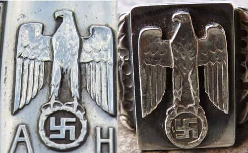 Big Nazi political ring