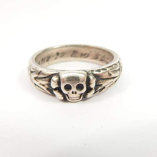 SS ring need help