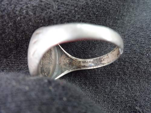 Luftwaffe Ring, new find