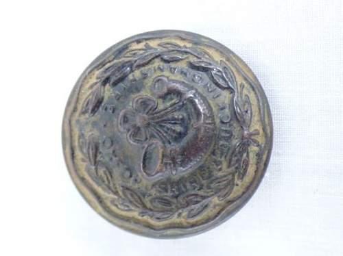 British Rev War button from U.S.?