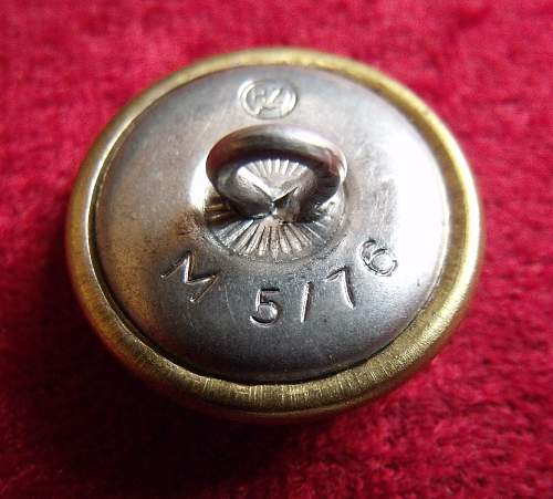 NSDAP Uniform Buttons