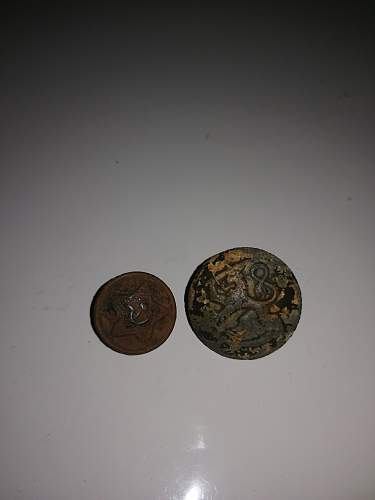 Couple buttons