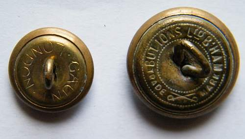 Click image for larger version.  Name:RAF metal buttons reverse.jpg Views:34 Size:219.3 KB ID:655195