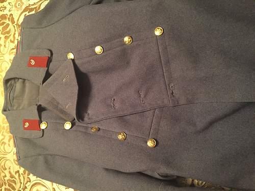 Soviet Overcoat?