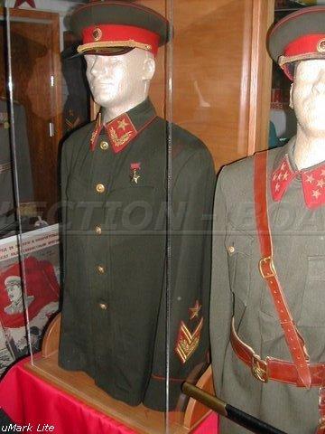 M40 Uniforms Of Marshal Of The Soviet Union