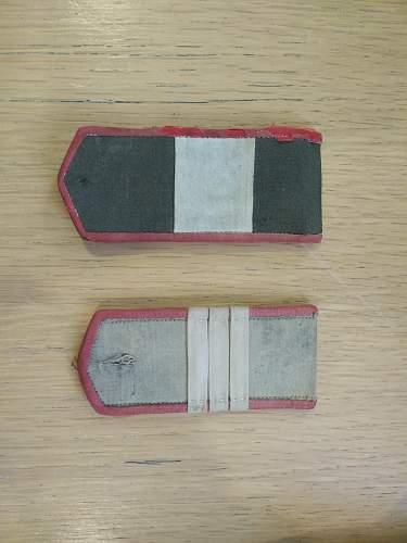 Soviet shoulder boards