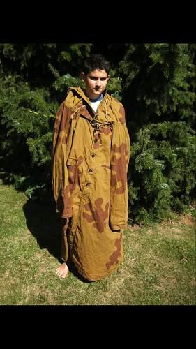 Amoeba suit