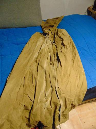 Officers Cape/Coat