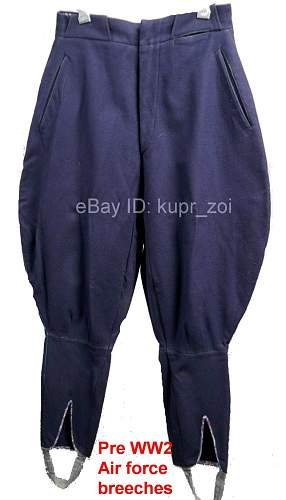 USSR Air Force Trousers
