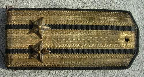 USSR Air Force Women's M43 Uniform