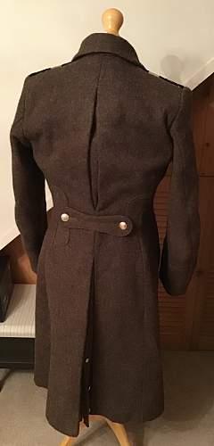 Russian great coat age?