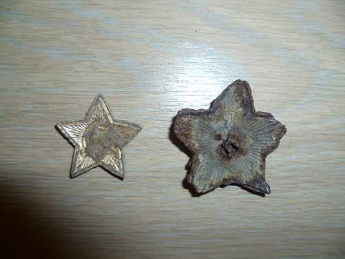 Soviet Cap Star Identification Challenge!
