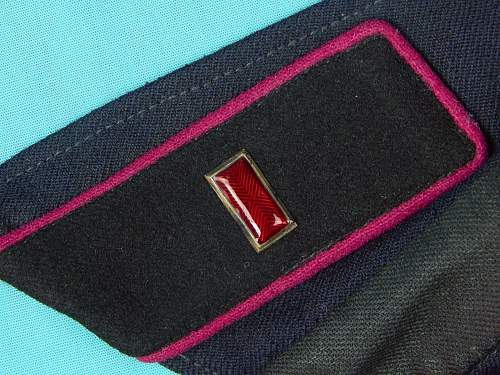 A few questions about this uniform