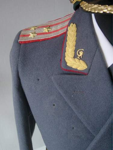 Click image for larger version.  Name:MEDICAL COLONEL M55 PARADE UNIFORM 2.jpg Views:318 Size:50.2 KB ID:13488