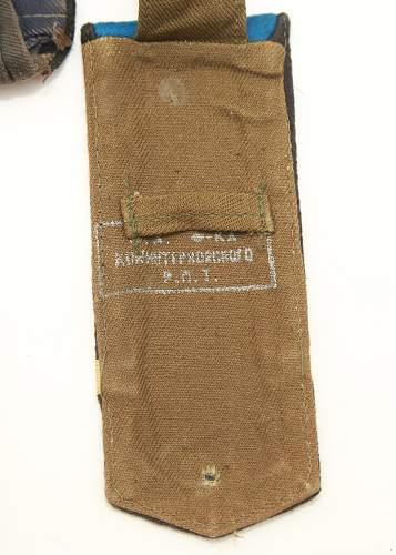 Soviet Shoulderboards
