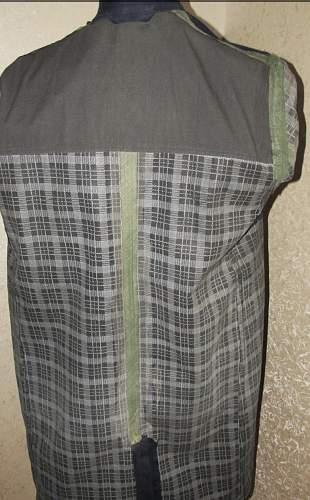 1950s-1960s MVD Raincoat?