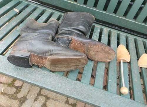 Original ww2 soviet boots?
