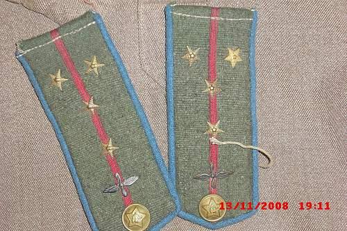 Gimnasterka m43 Air force
