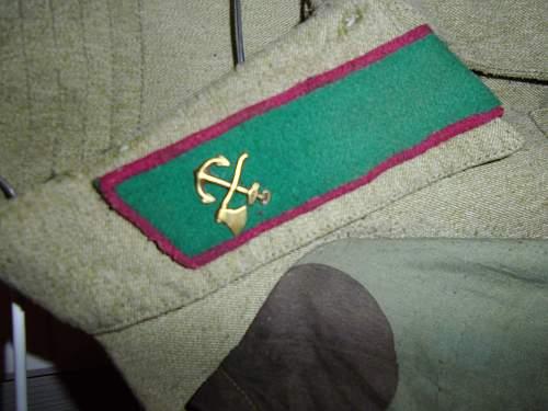 aviation border guard uniform