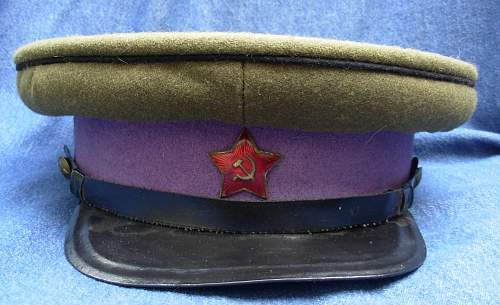 USSR Shoulder boards - WW2 era?