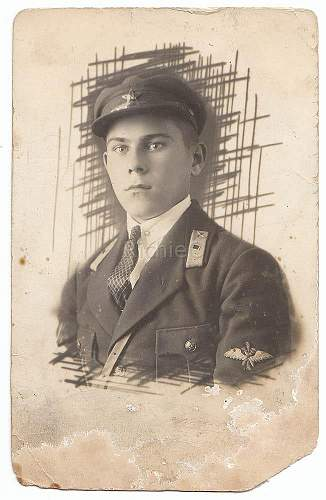 Soviet Pilot Insignia