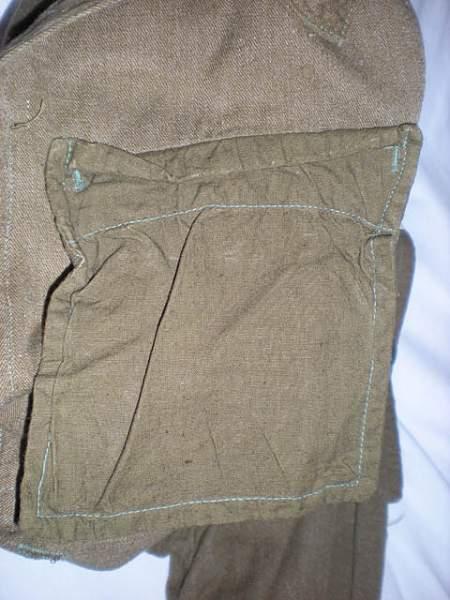 Soviet uniform