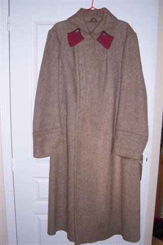 WW2 Russian Greatcoat Request