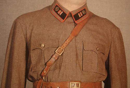 Uniforms Of The Soviet Medical Service