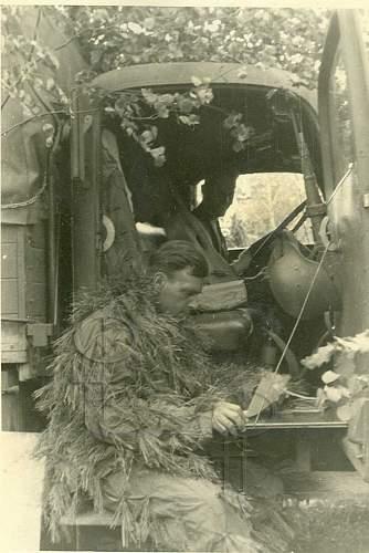 Soviet Grass Camo Smock