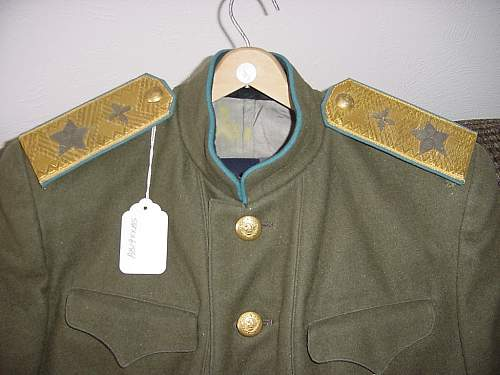 Marshal of the Air Force m-43 Uniform