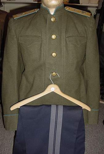 M-43 Marshal of the Air Force Tunic and Pants