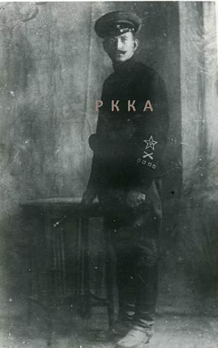 bolshevik 1918-1922 info required