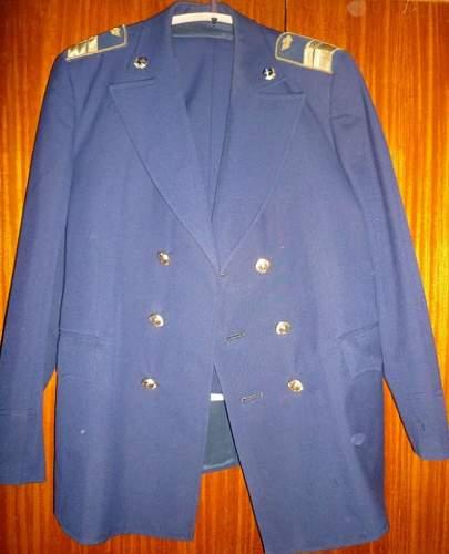 USSR Uniforms