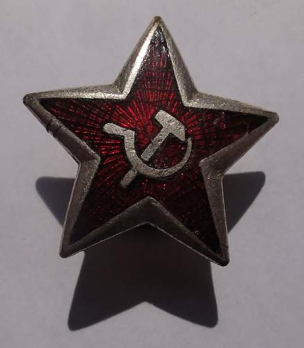 Unknown Soviet pieces. Please advise! Thanks.