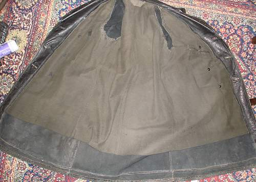RKKA leather coat