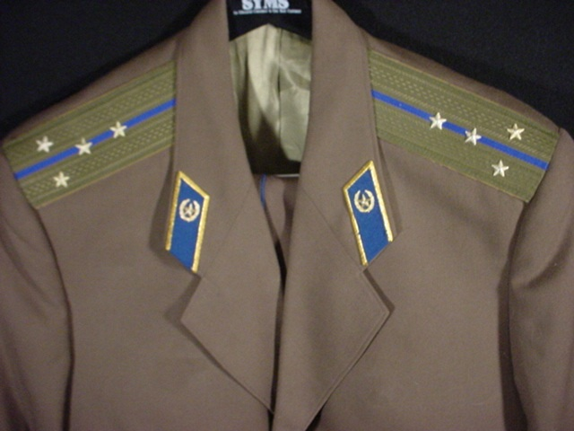 My Collection Of Uncommon Cold War Soviet Service Dress