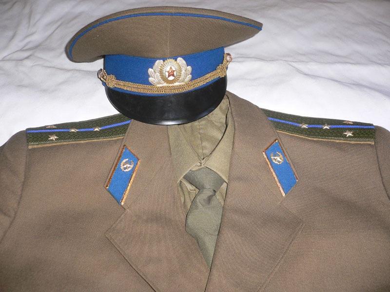Navy Dress Uniform