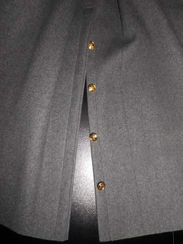 Officers Overcoat