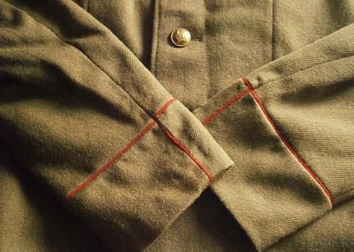cadet armor parade dress 1943?