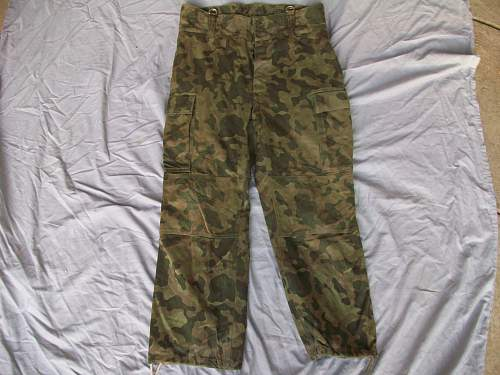 What year are these pants from?